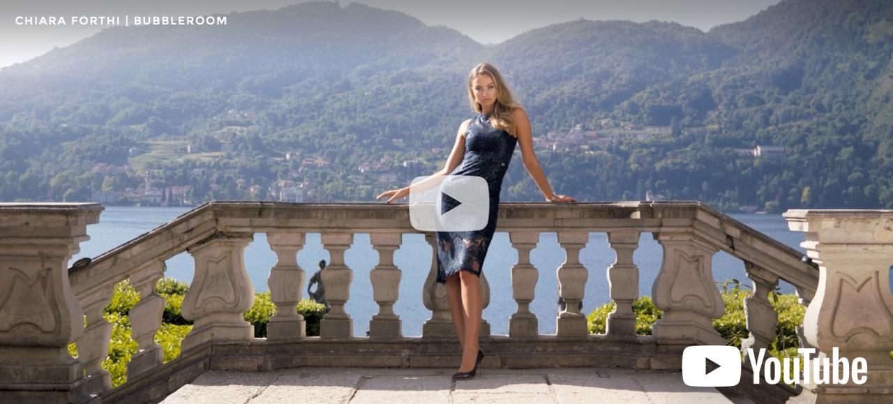 Chiara Forthi - lake como video