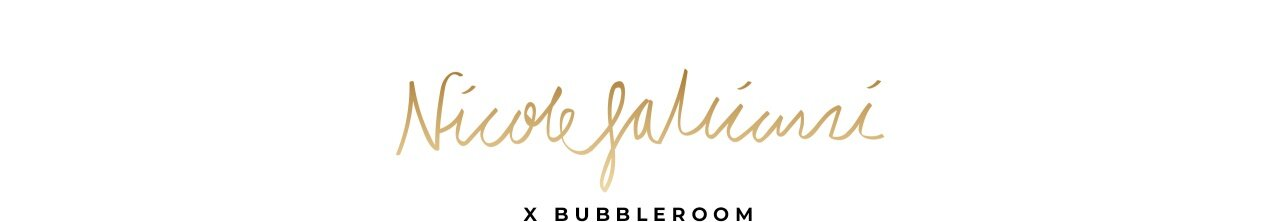 Nicole Falciani X Bubbleroom - shoppa kollektionen