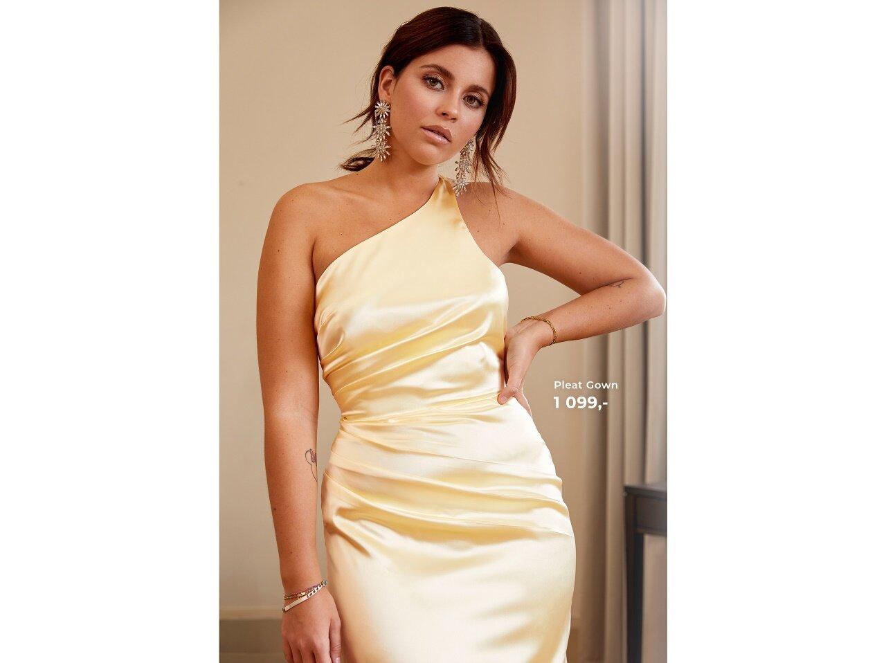 Nicole Falciani lanserer bryllupskolleksjonen hennes sammen med Bubbleroom