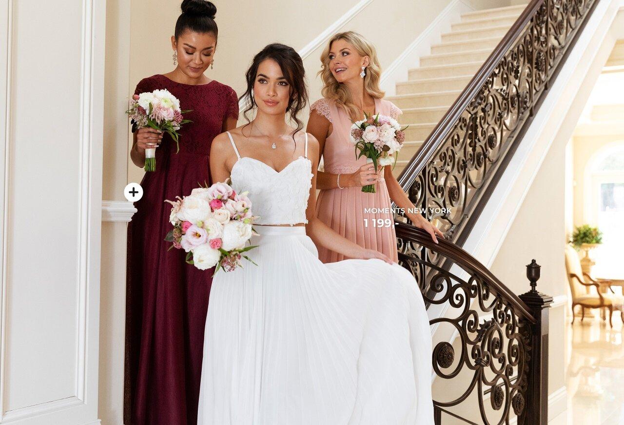 lange kjoler til bryllup