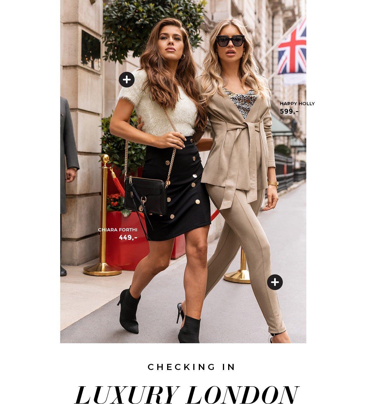 Shop nyheter fra Chiara Forthi & Happy Holly