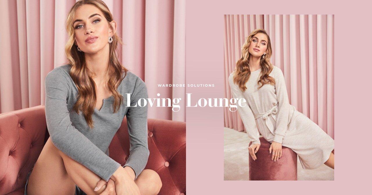 Shop Loving Lounge fra Bubbleroom