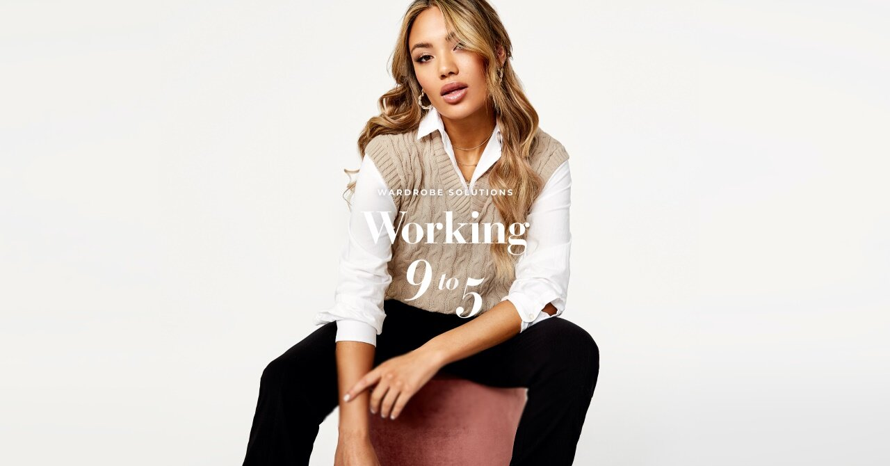 Office wear - Shop her