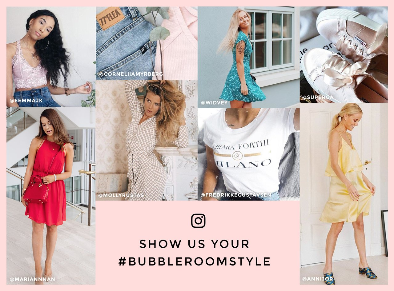 #Bubbleroomstyle