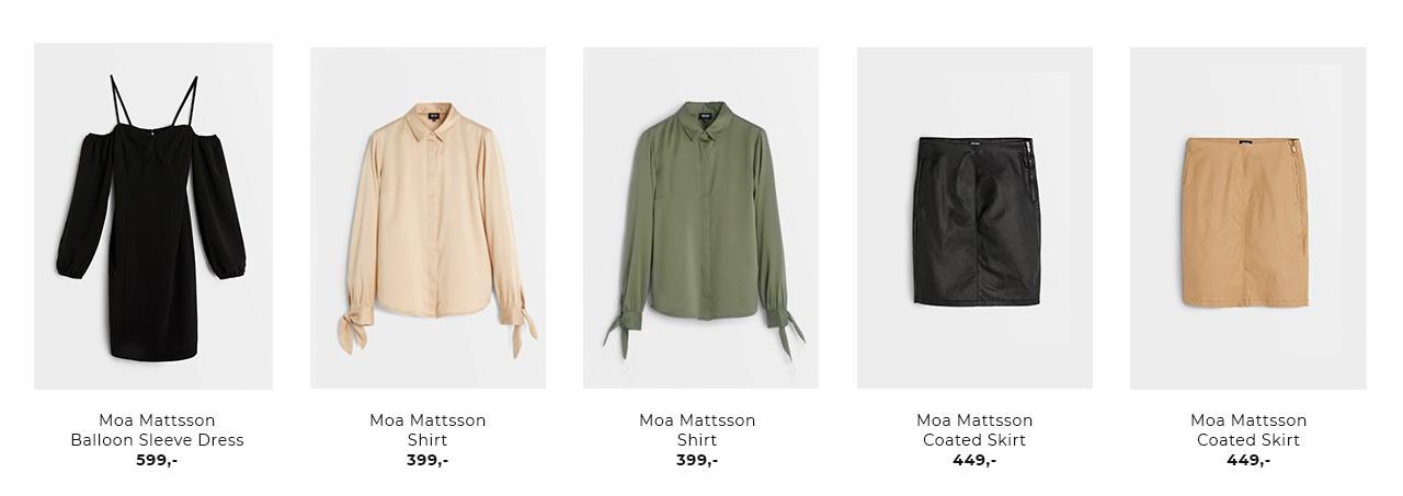 Hev stemningen på AW til luksusnivået med kolleksjonens hotteste jumpsuit eller lyse skjorte med slipsdetaljer.