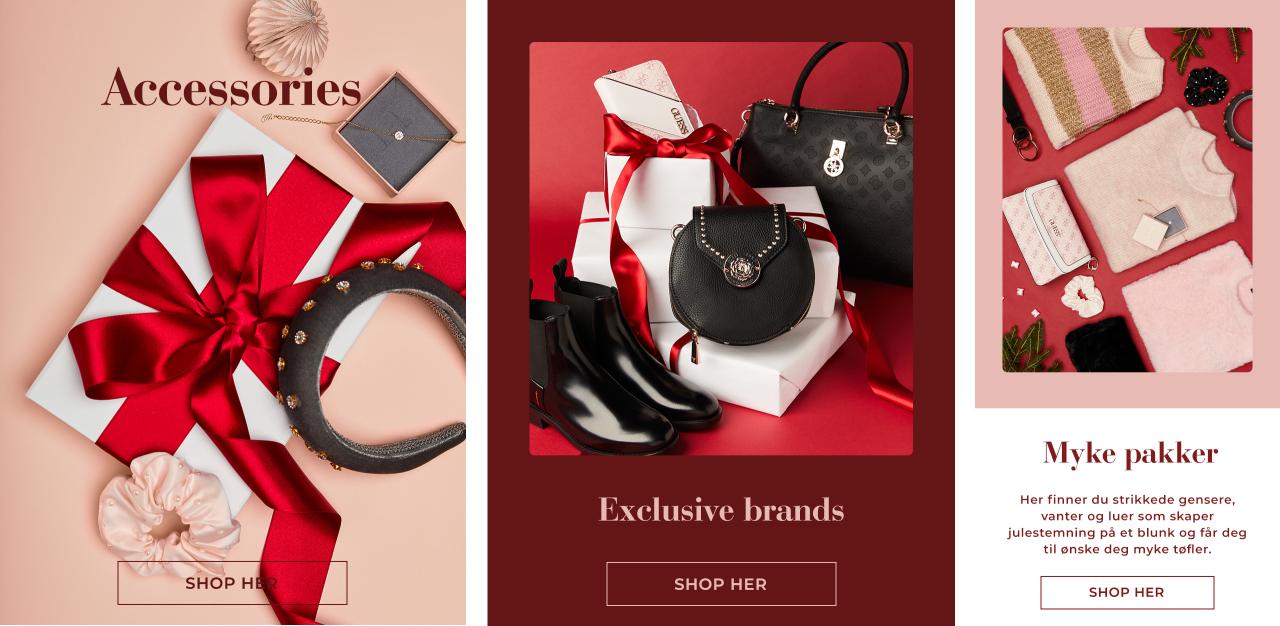 Accessories, Exclusive brands, Myke pakker - Shop her