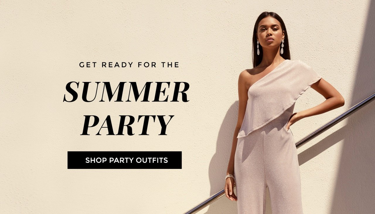 Shop summer party outfits