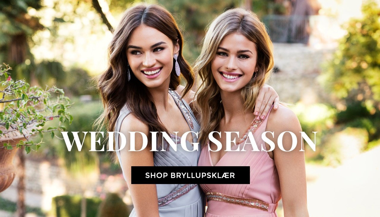 Shop bryllupsklær
