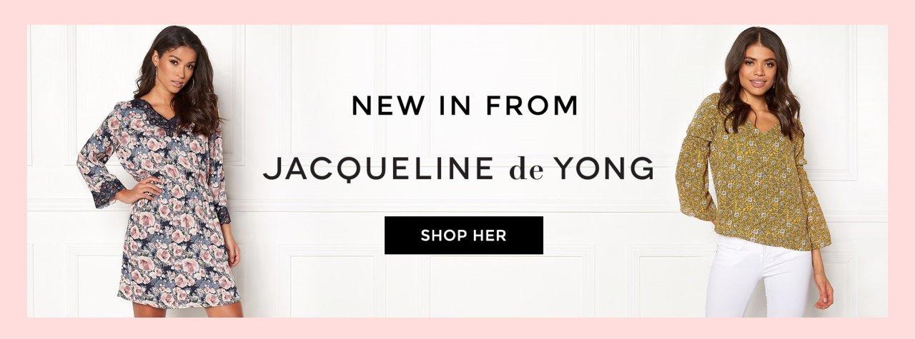 Nyheter fra Jacqueline De Yong