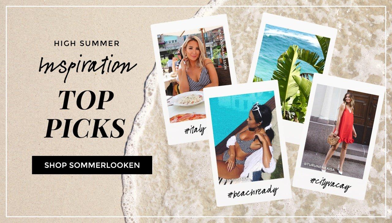 Shop sommer kjoler og bikinis