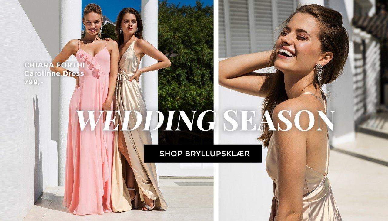 bryllupsklær - festkjoler