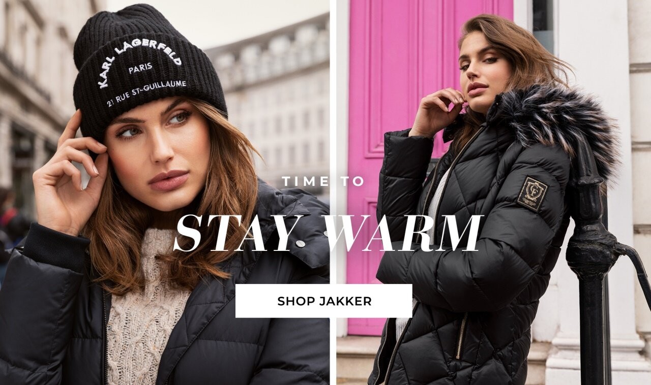 Shop jakker fra Bubbleroom