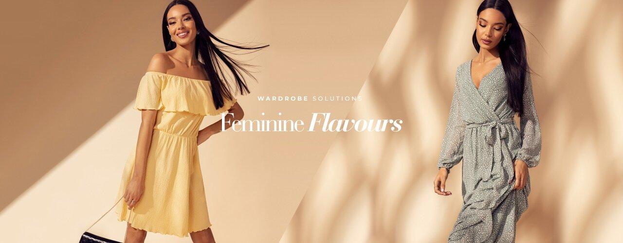Feminine Flavours - Shop her