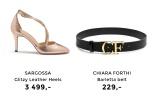 Sargossa heels og Barletta Belte