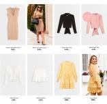 Feminine kjoler, blonder og fine topper - Shop Alexandra Nilsson x Bubbleroom