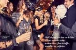 Dila sparkling topp og bukser fra Bubbleroom