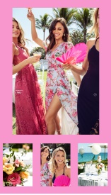 Shoppa säsongens klänningar och accessoarer på Bubbleroom