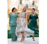 Astrid Frill Gown og Scala dress fra Bubbleroom