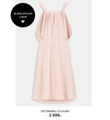 Zetterberg rosa klänning