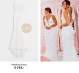Nicole Falciani Wedding Gown/Dress