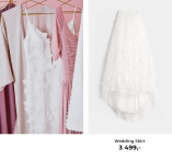 elegant bryllop kjole fra Nicole Falciani