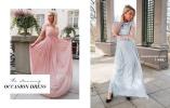 Lange kjoler fra Moments New York