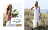 Prudence hvit kjole fra Make Way