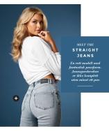 Shop Dora Straight leg jeans fra 77thFlea