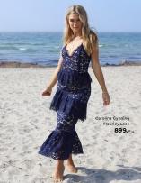 Carolina Gynning Flouncy kjole