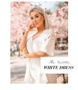 Hvite blondekjoler fra Make Way