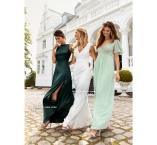 Liana chiffon gown