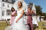 Langermet brudekjoler og Blondebrudekjoler