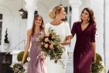 Vakker brudekkjole med blonde fra Chiara Forthi