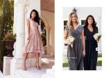 Midikjoler og lange kjoler fra Chiara Forthi