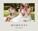 Lange kjoler og Brudekjoler fra Moments New York
