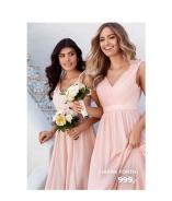 Madeleine lang kjole fra Chiara Forthi