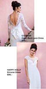 Goddiva & Happy Holly Dress