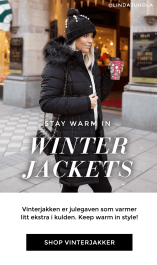 Shop Vinterjakkor