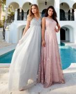 Vakker ballkjole fra Bubbleroom, Chiara Forthi og Goddiva