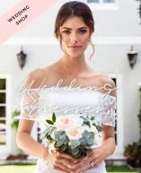 brudepikekjoler og bryllupsklær