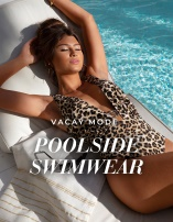 Shop poolside swimwear