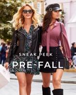 Sneak peek pre-fall