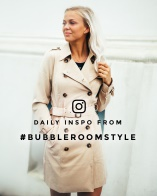 Inspireres av #bubbleroomstyle