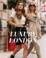 Checking in luxury London