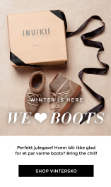 Shop vintersko - Shop julegaver!