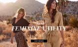 Feminine utility - Shop trenden!