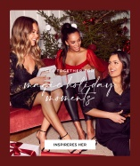 Magical holiday moments - Shop her