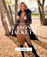 Seasonal jackets - Shop her