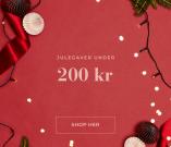 Julegaver under 200 kr - Shop her