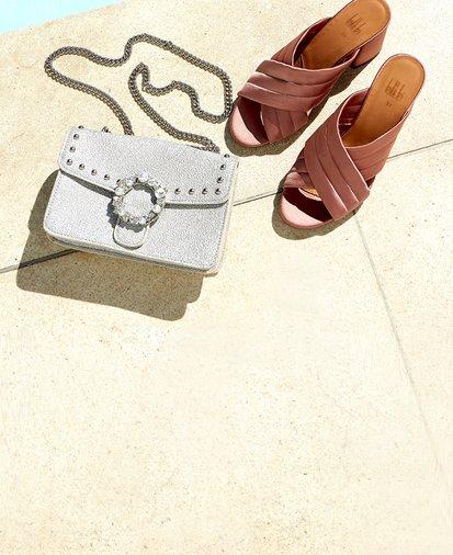 Accessoirer, vesker og skor
